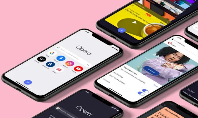 Opera iOS