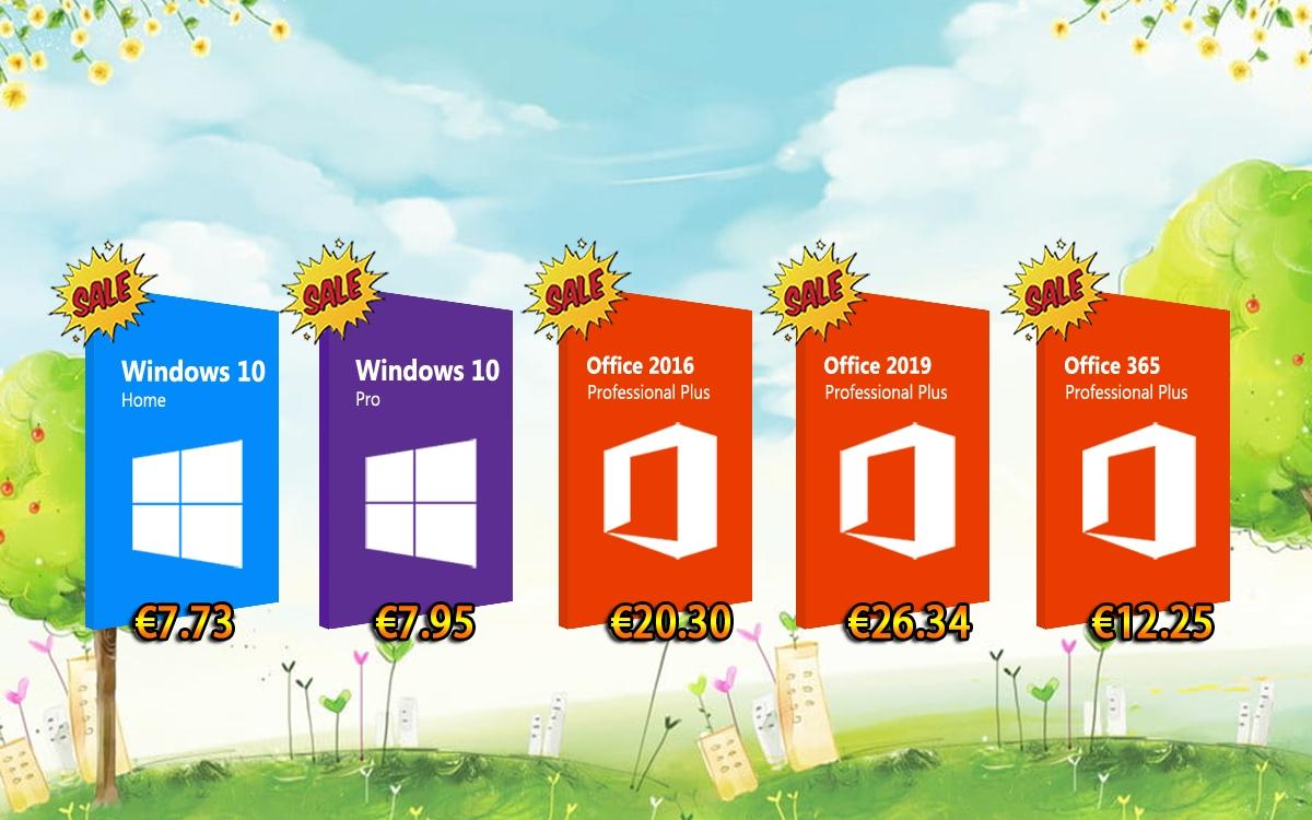 Windows 10 za dvě stovky může být váš [sponzorovaný článek]