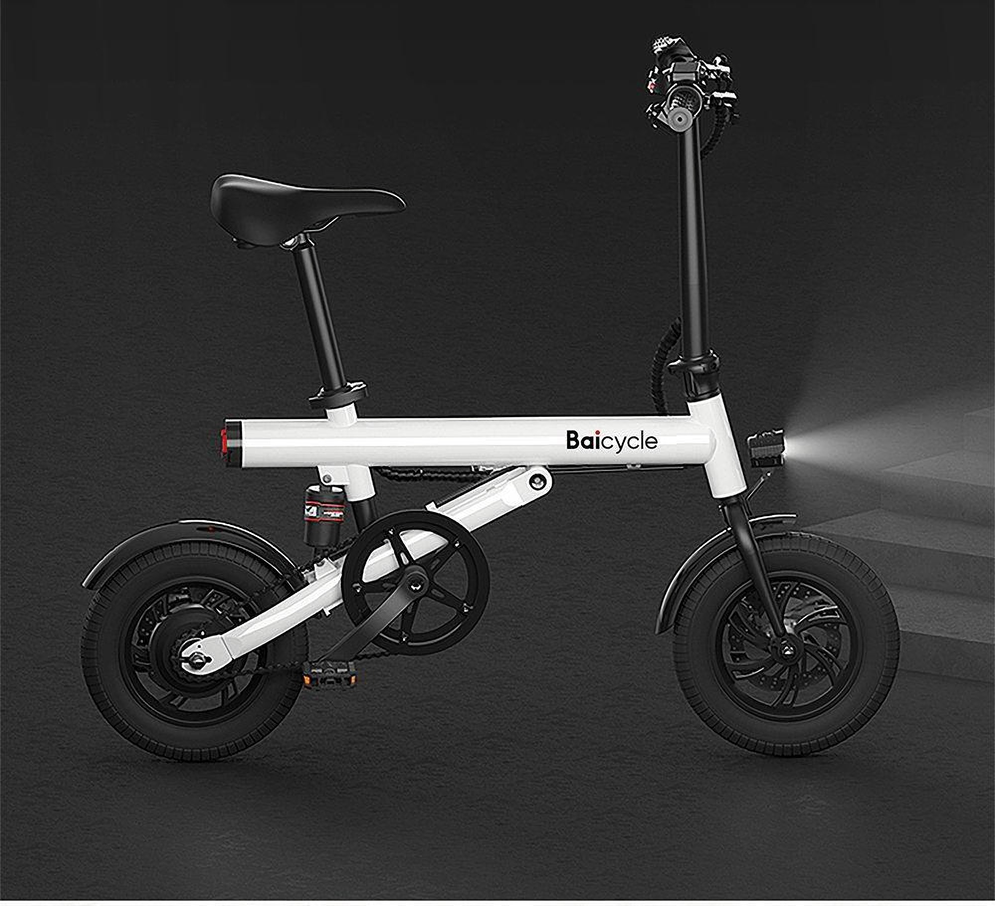 Skladné elektrokolo Baicycle Smart 2.0 nyní ve skvělé akci na Geekbuying.com [sponzorovaný článek]