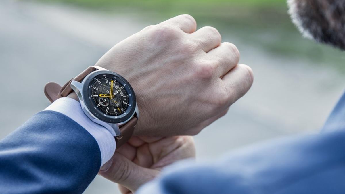 Samsung opět aktualizuje chytré hodinky Galaxy Watch 46mm
