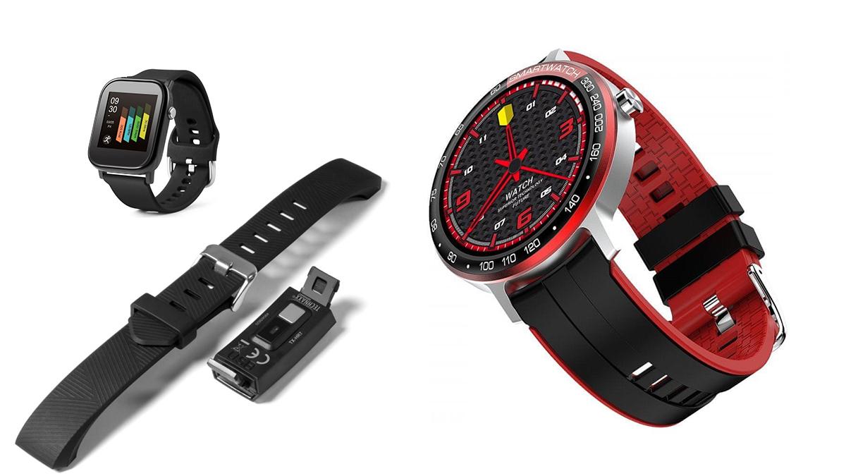Chytré hodinky nově v obchodech – základní levné modely