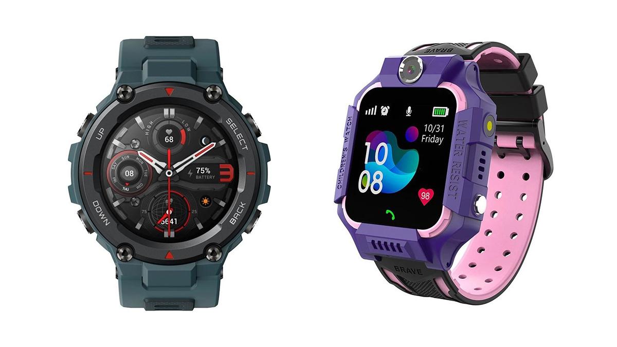 Chytré hodinky nově v obchodech – 18denní výdrž nebo model pro děti