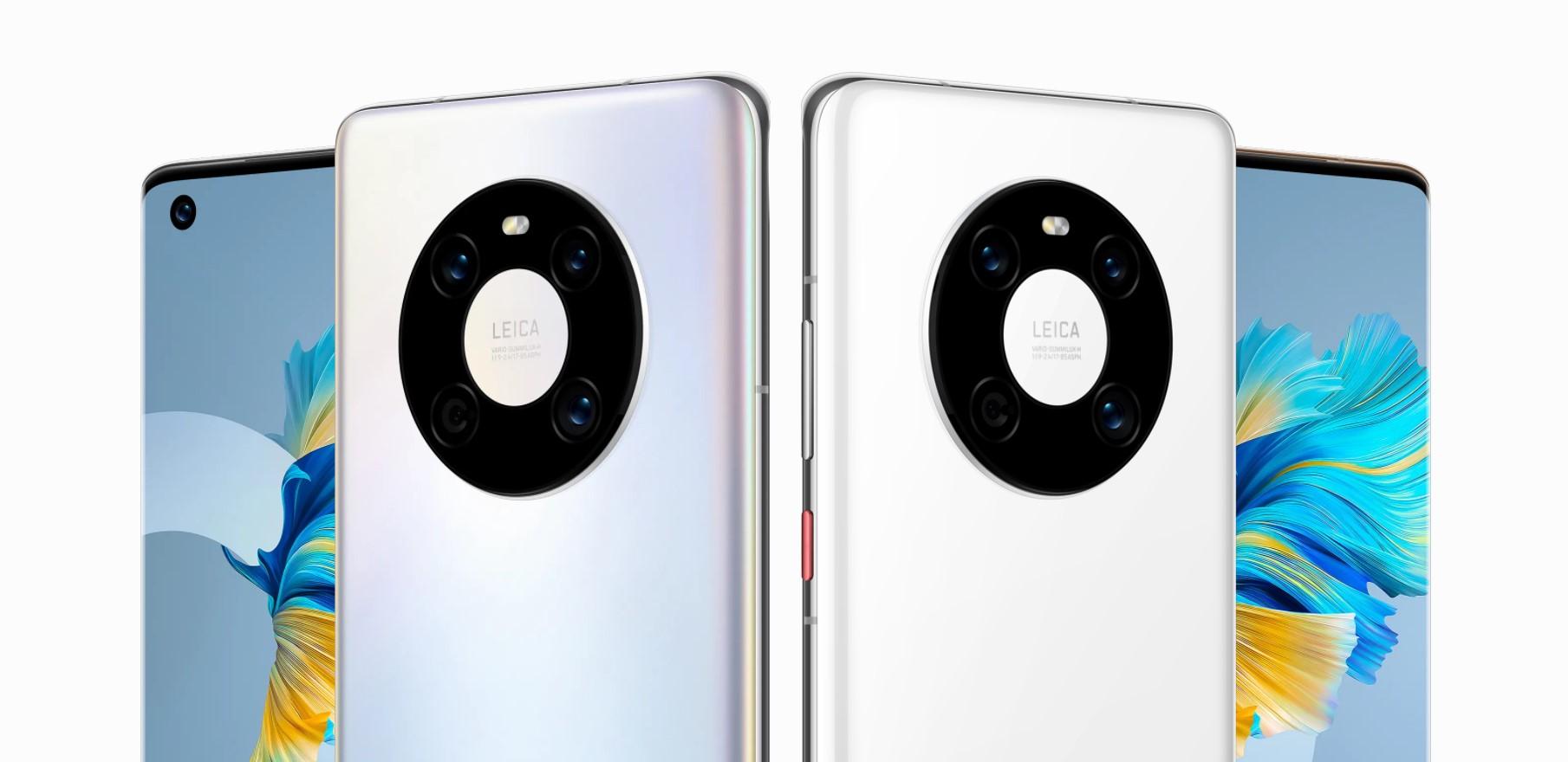 Huawei Mate 40E oficiálně, nabízí o něco slabší specifikace