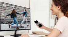 Chytrý a elegantní monitor Samsung Smart Monitor M5 [sponzorovaný článek]