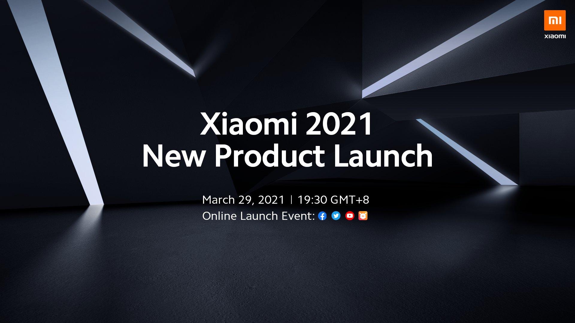 Xiaomi oficiálně oznámilo představení Mi 11 Pro, Mi 11 Ultra a Mi 11 Lite na 29. března