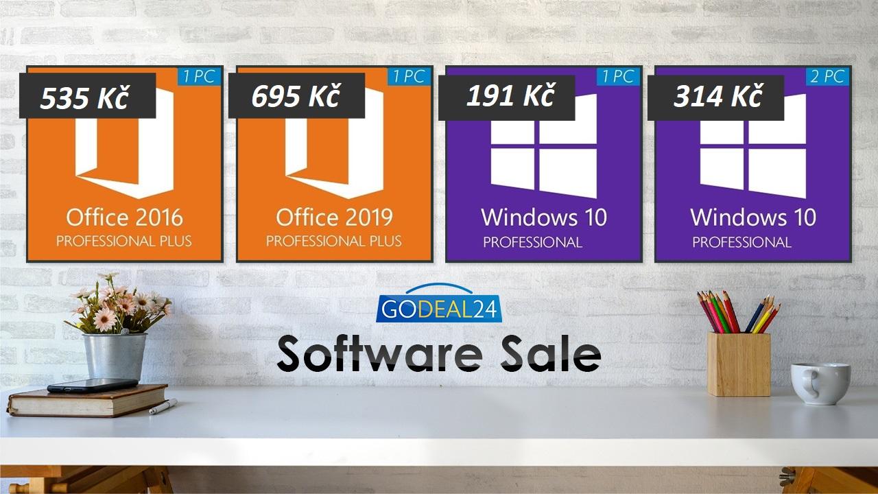 Produkty Microsoft nebyly nikdy levnější! Využijte skvělé akční nabídky! [sponzorovaný článek]