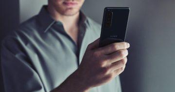 Xperia 5 III; Zdroj: Sony