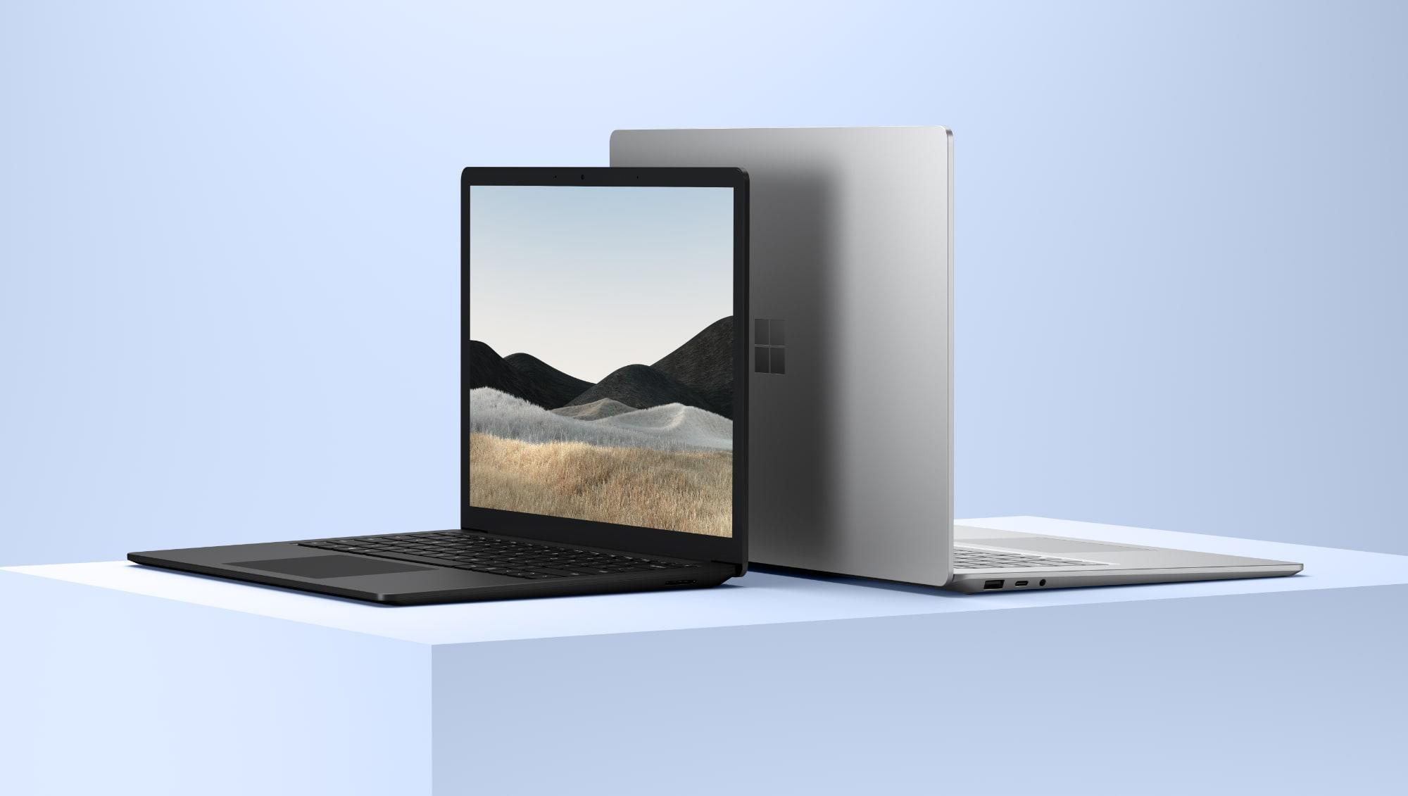 Surface Laptop 4 přichází o Cobalt Blue variantu, zato nabízí nové čipy