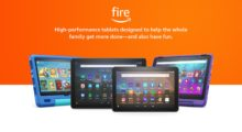 Amazon aktualizoval řadu tabletů Fire
