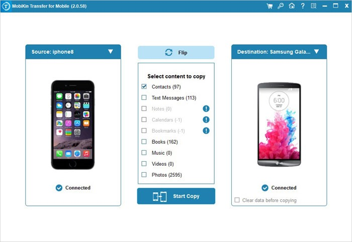Android to iOS 700x482x