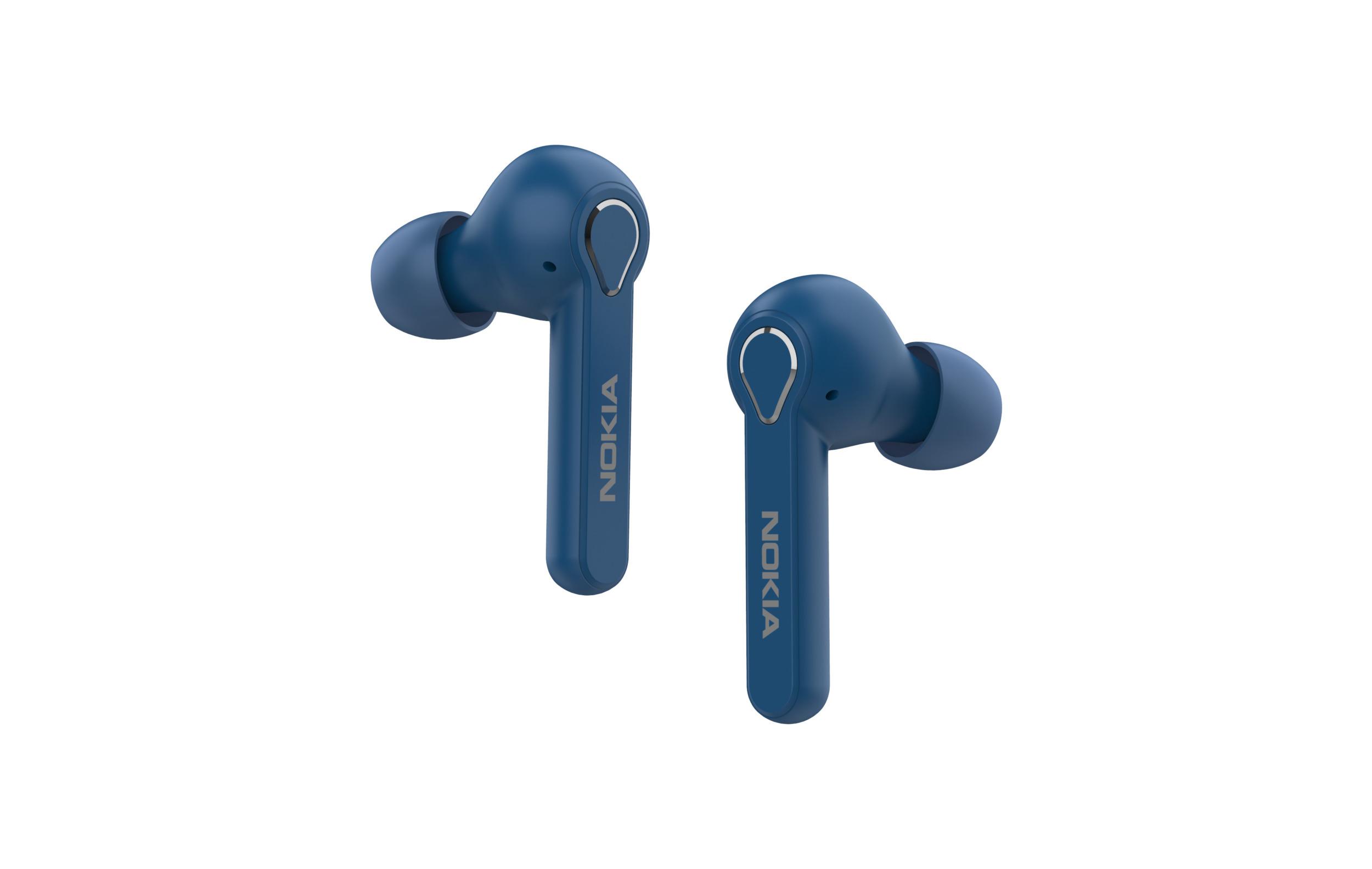 Nokia Lite Earbuds jsou nová bezdrátová sluchátka s dlouhou výdrží