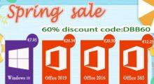 Velikonoční nadílka: Windows 10 již od 182 Kč! [sponzorovaný článek]