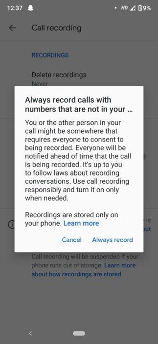 Google Phone Always Record 2 1 554x1200x