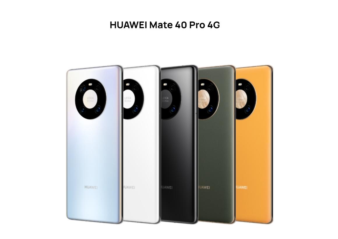 Huawei Mate 40 Pro 4G 1160x822x
