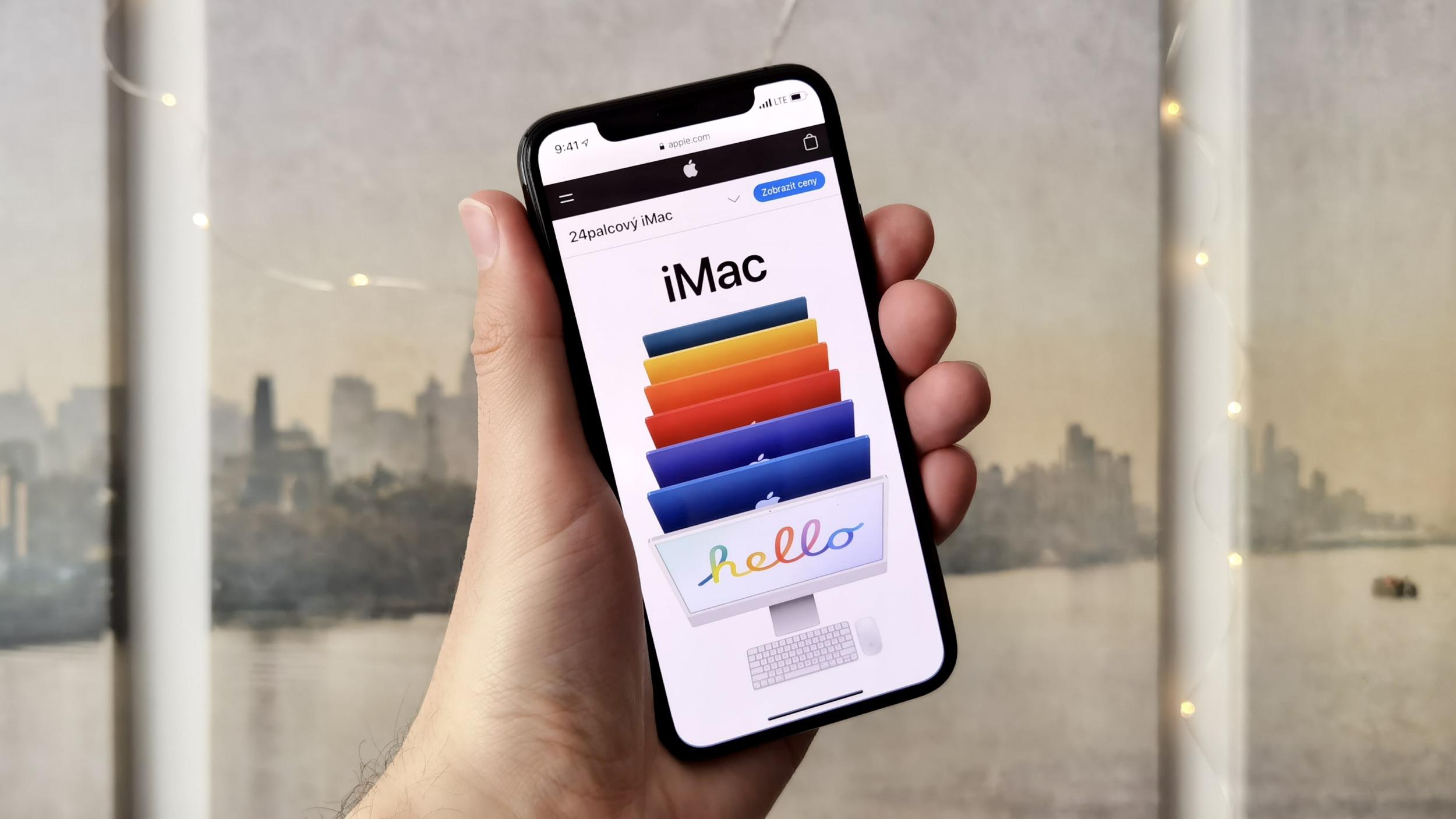 Apple představil produkty, které hrají nejen barvami. Proč se nám iMac nelíbí? – podcast #29