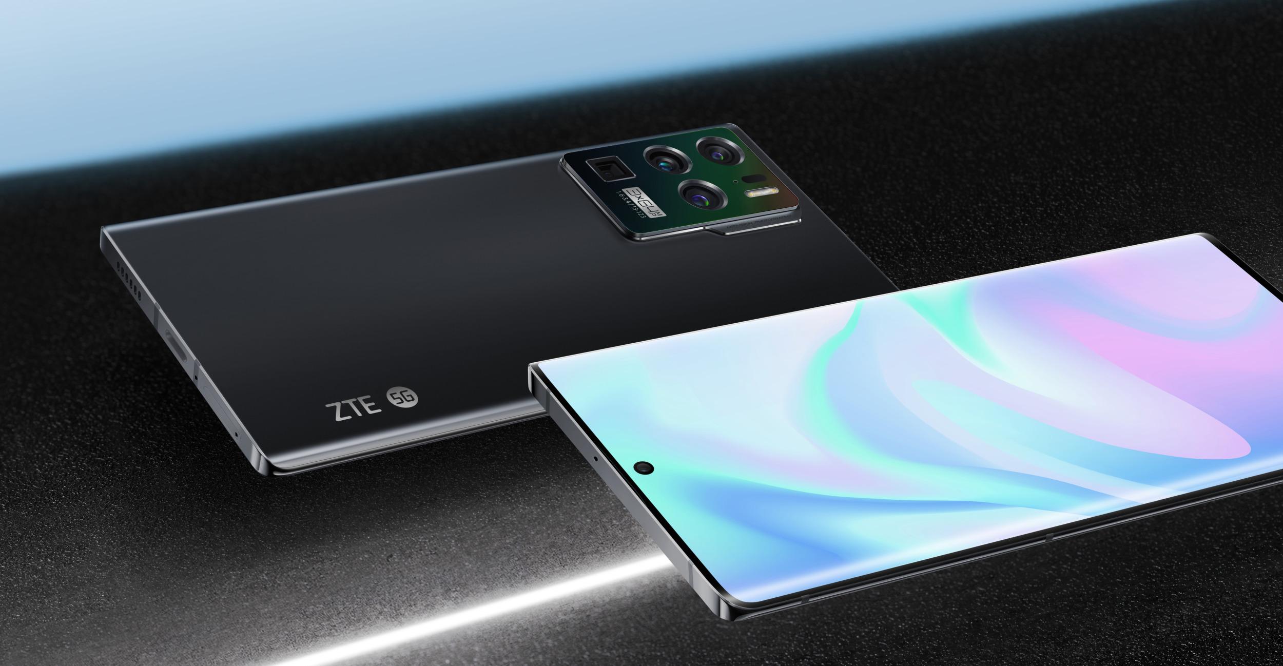 ZTE Axon 30 Ultra oficiálně, chlubí se třemi 64MPx foťáky
