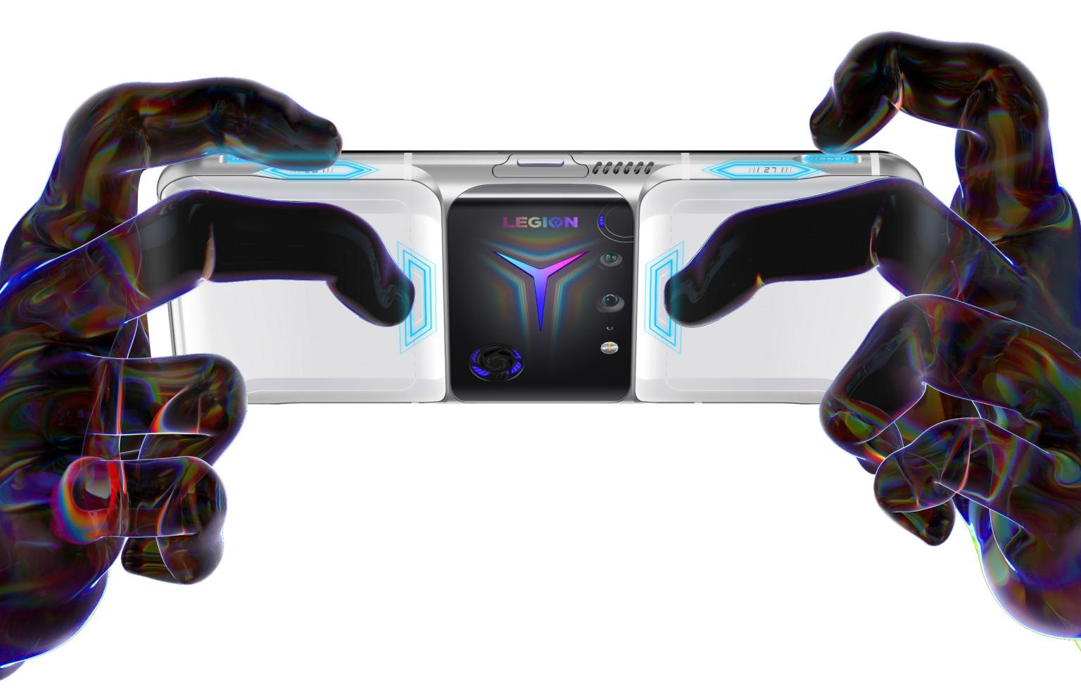 Lenovo Legion Phone Duel 2 oficiálně, herní mobil se dvěma větráky