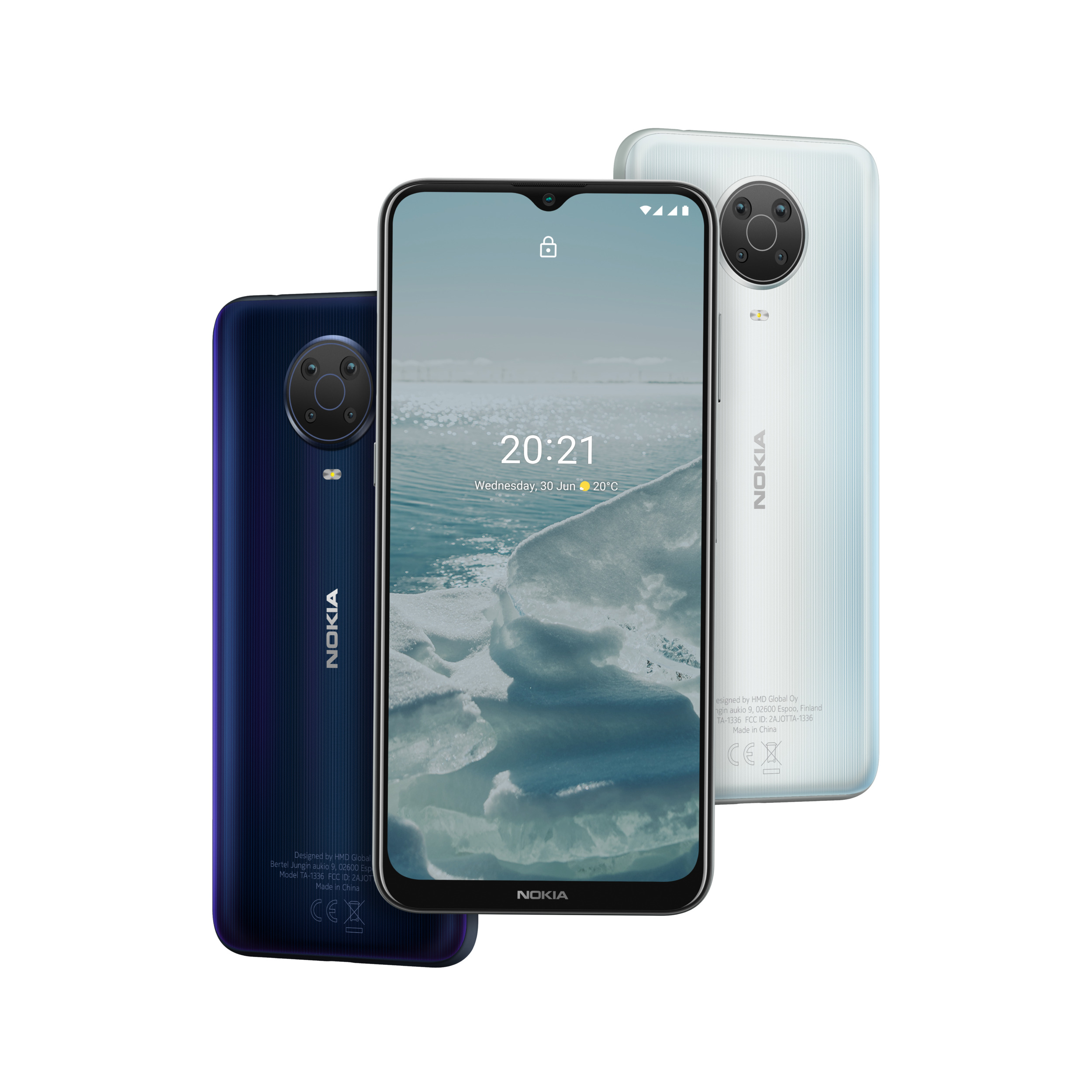 Nokia G10 a Nokia G20 jsou novinky, které zaujmou zejména výdrží