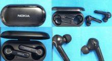 Nová sluchátka Nokia Lite Earbuds zachyceny fotografiích
