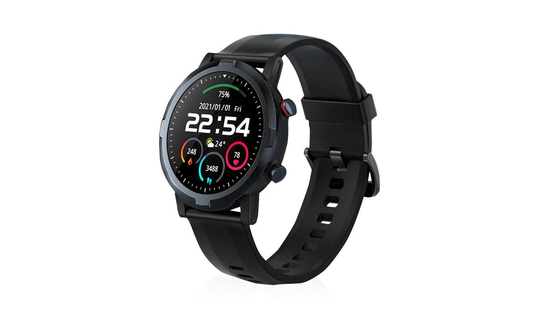 Nové krásné chytré hodinky Haylou RT 2021 právě v akci! [sponzorovaný článek]