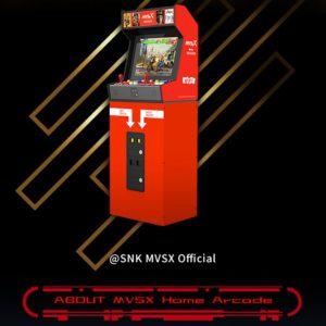 SNK MVSX Arcade Machine 50 SNK Classic Games 429680 1 1000x1000x