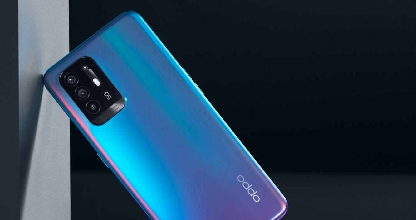 OPPO Reno5 Z oficiálně, slušně vybavený mobil střední třídy