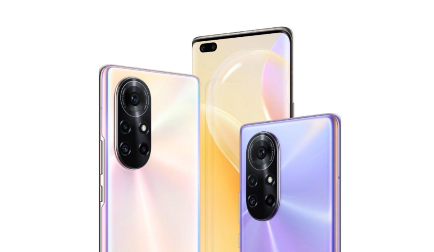 Huawei představil Nova 8 Pro 4G