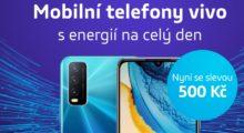 VIVO telefony se slevou 500 Kč![sponzorovaný článek]