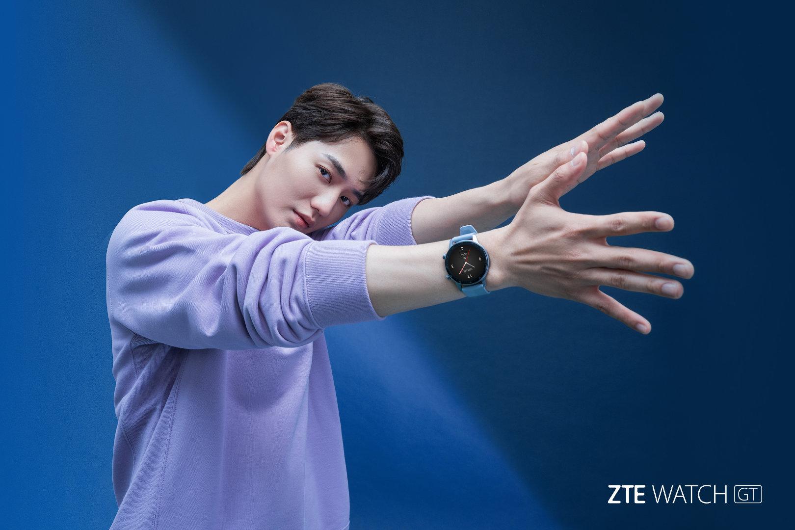 ZTE Watch GT 4 1620x1080x
