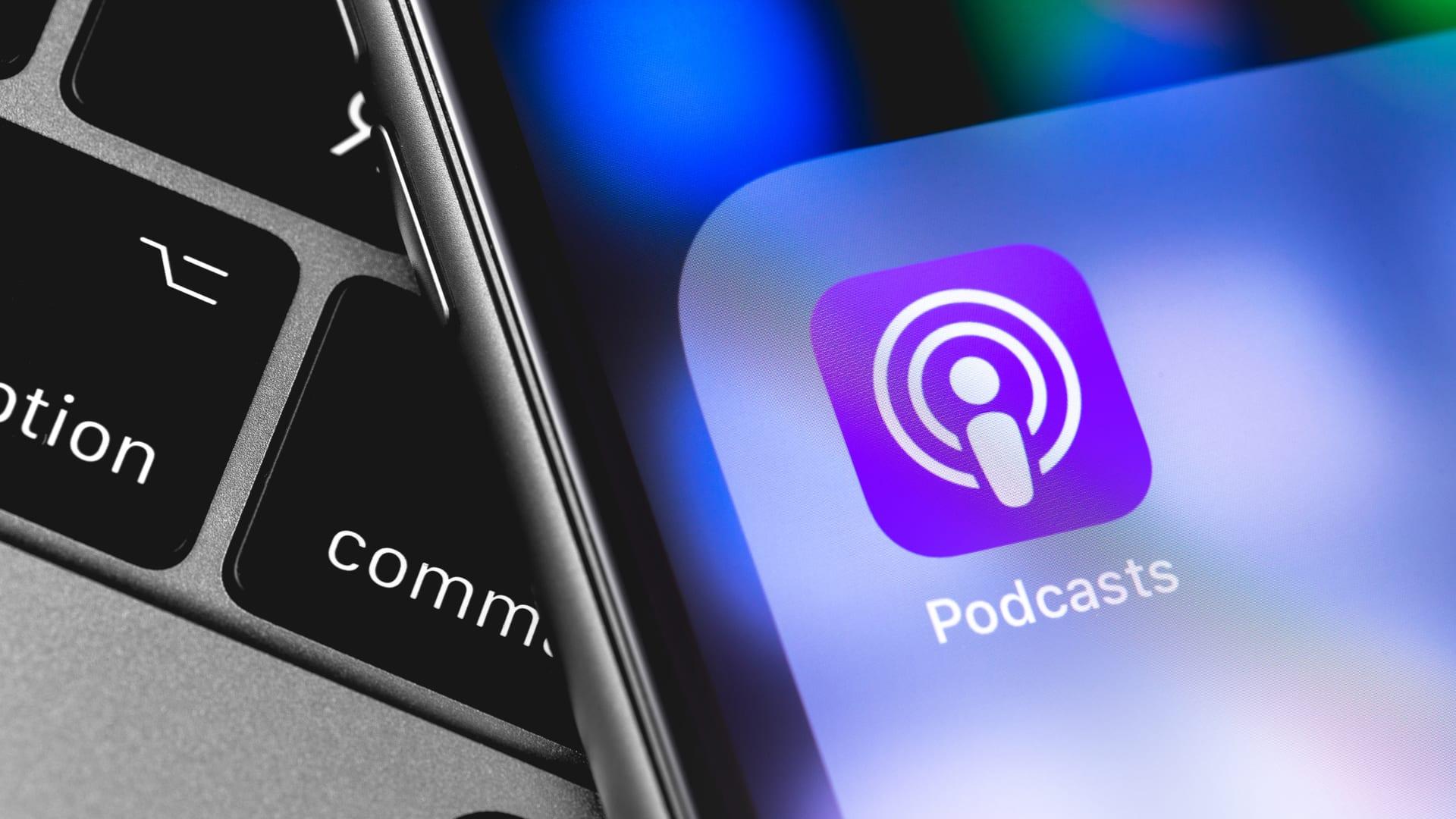 Apple Podcast nabídne nové předplatné pro poslouchání podcastů