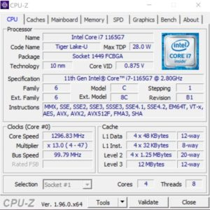 cpu z cpu 992x996x