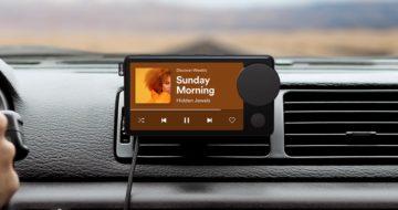 Car Thing; Zdroj: Spotify