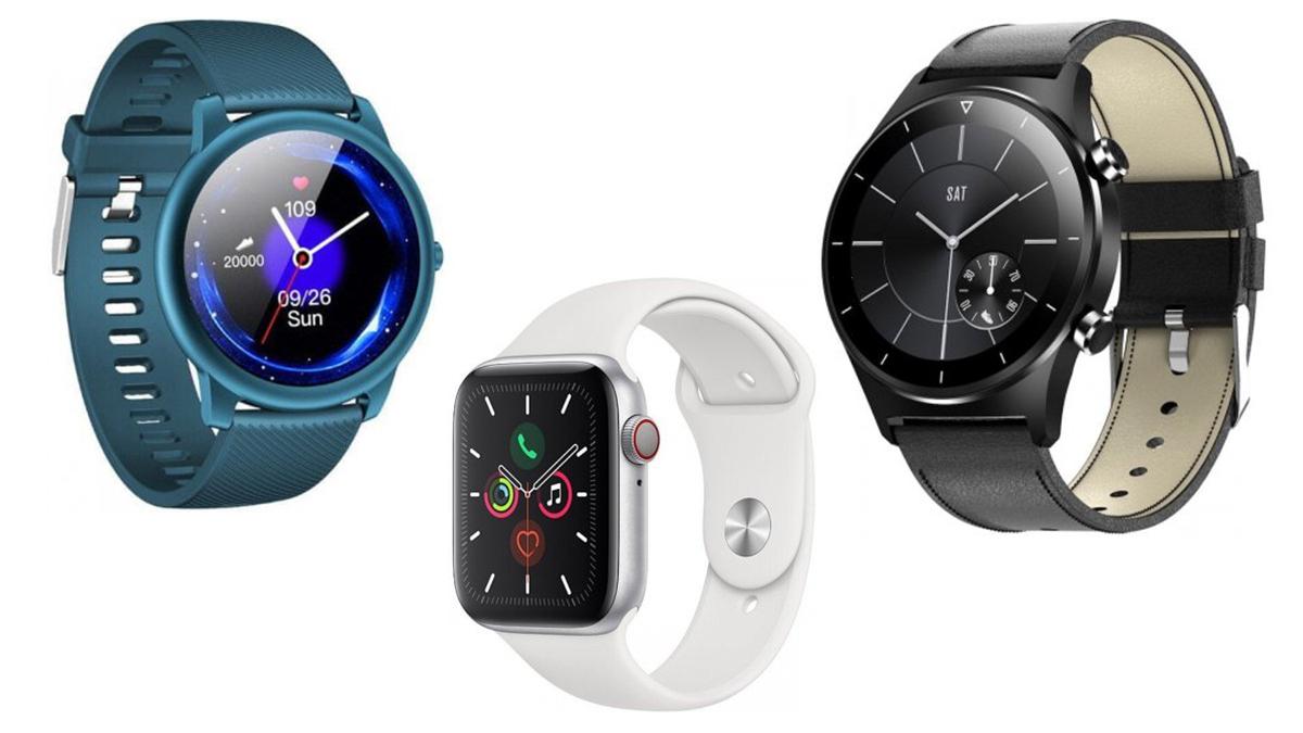 Chytré hodinky nově v obchodech – za pár stovek, i ve známém designu