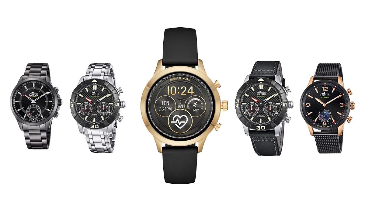 Chytré hodinky nově v obchodech – hybridní, luxusní i se safírovým sklem