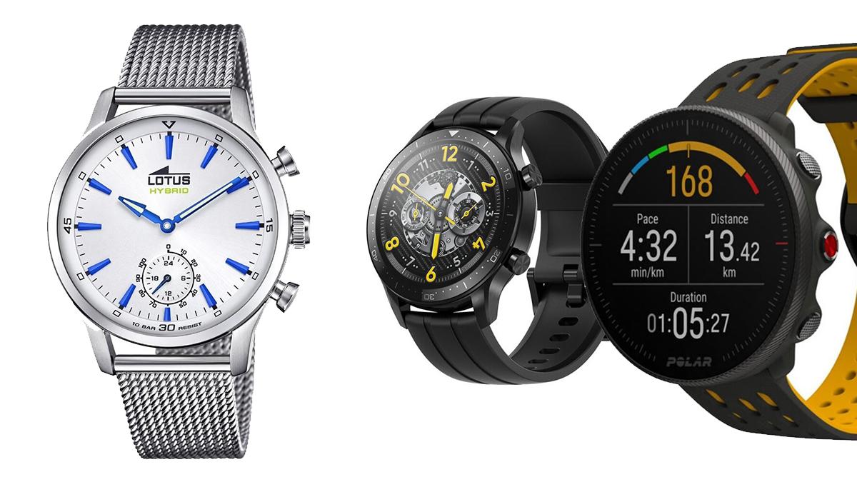 Chytré hodinky nově v obchodech – hybridní s dlouhou výdrží, i pro sportovce