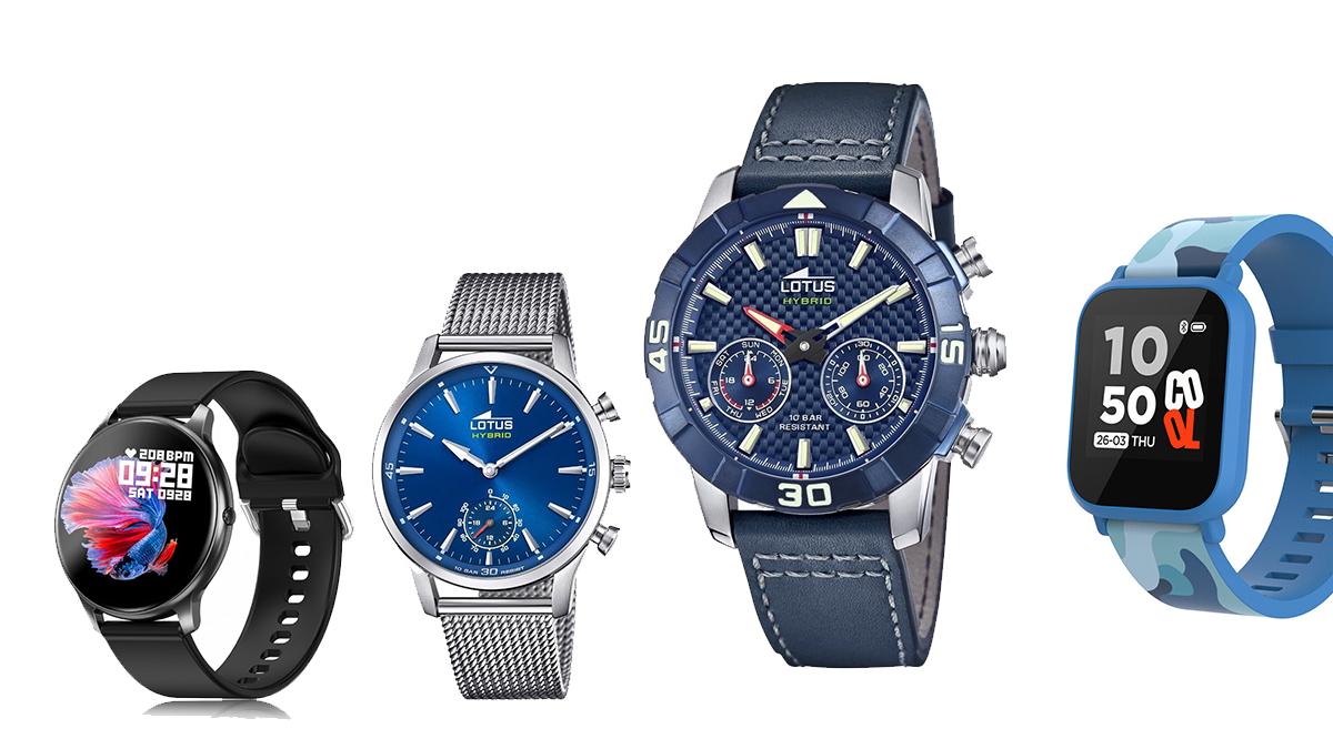 Chytré hodinky nově v obchodech – hybridní, pro děti, i levné