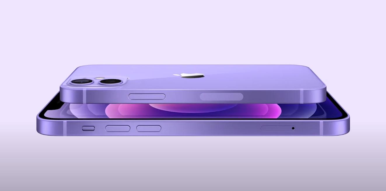 iPhone 12 se dočkal nové fialové barevné varianty