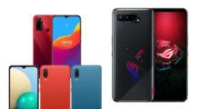 Nově v českých obchodech – Note 10, Galaxy A02, ROG Phone 5