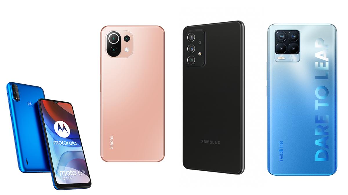 Nově v českých obchodech – MI 11 Lite, Galaxy A72, Realme 8 Pro