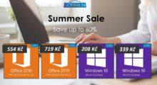 Využijte bombastickou nabídku letních slev na produkty Microsoft v obchodě Godeal.com [sponzorovaný článek]