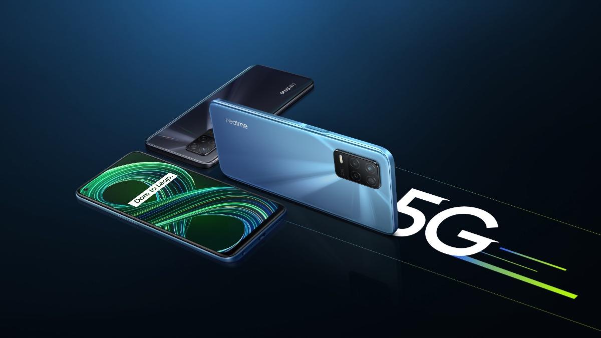 5G smartphone do 5 tisíc. Realme 8 5G míří do prodeje za ještě lepší cenu [sponzorovaný článek]
