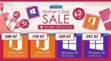 Nadělte ke dni matek dárek z řady produktů Microsoft se speciální slevou až 62 % [sponzorovaný článek]