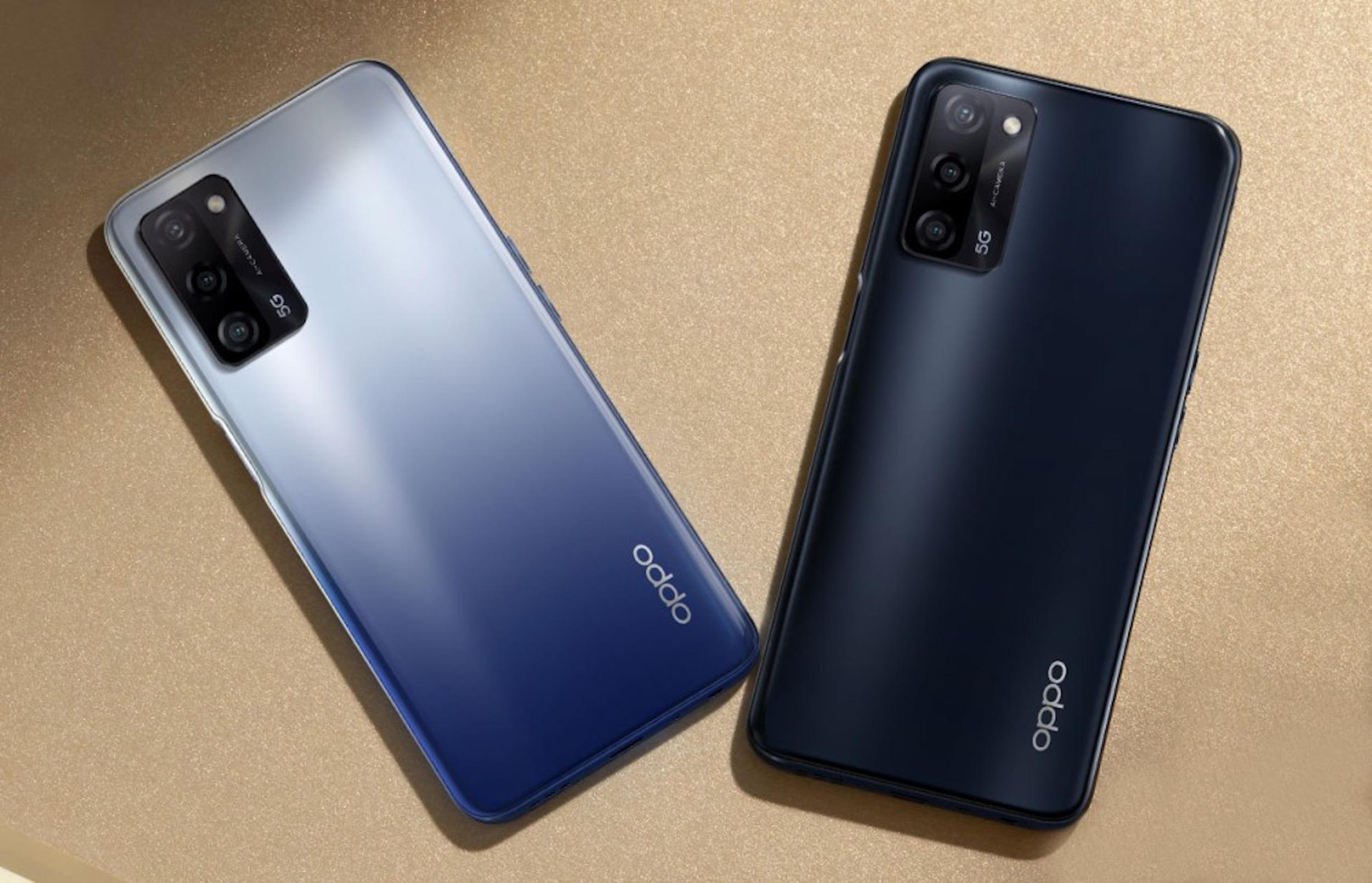 Oppo přináší další 5G telefon A53s