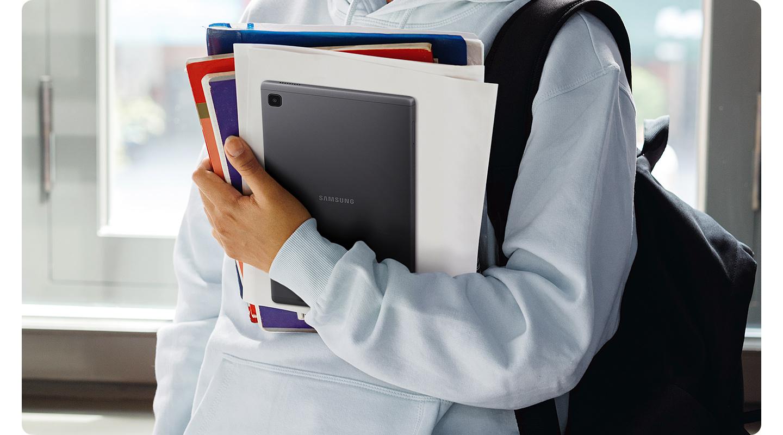 Samsung Galaxy Tab A7 Lite je novinka s cenou od 4 399 Kč