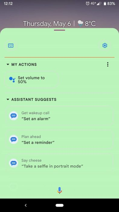 Google Assistant expanded view with colorful backgrounds 2 675x1200x