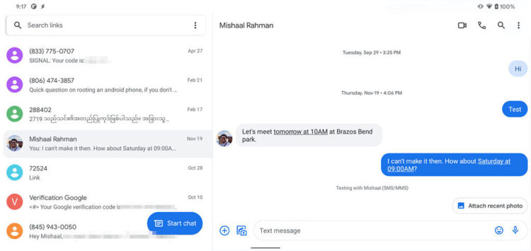 Google Messages Split Screen View for Tablets 2 1024x485 1024x485x