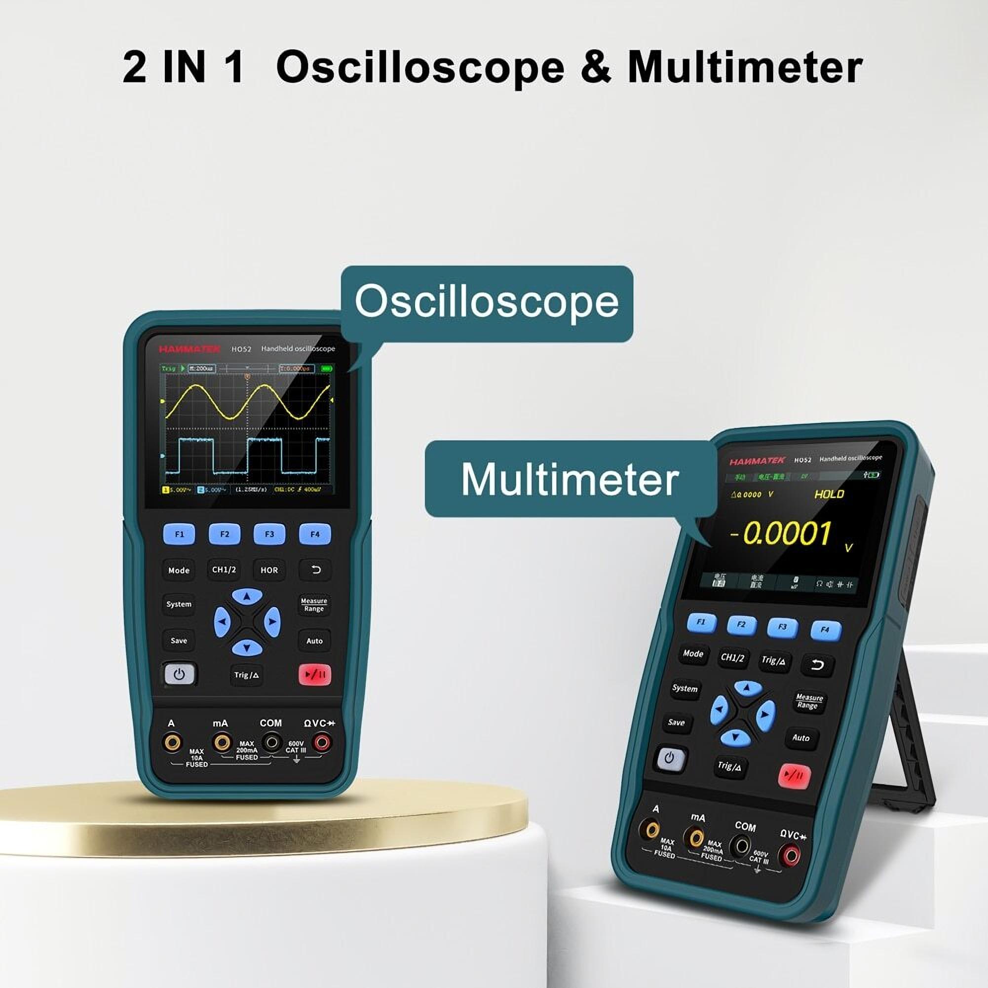 Hanmatek je skvělý osciloskop za velice dostupnou cenu! [sponzorovaný článek]