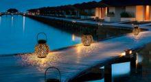 Pořiďte si skvělou venkovní lampu za pár korun, nyní také z českého skladu [sponzorovaný článek]