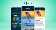 Squid nahrazuje Google Discovery na Huawei smartphonech
