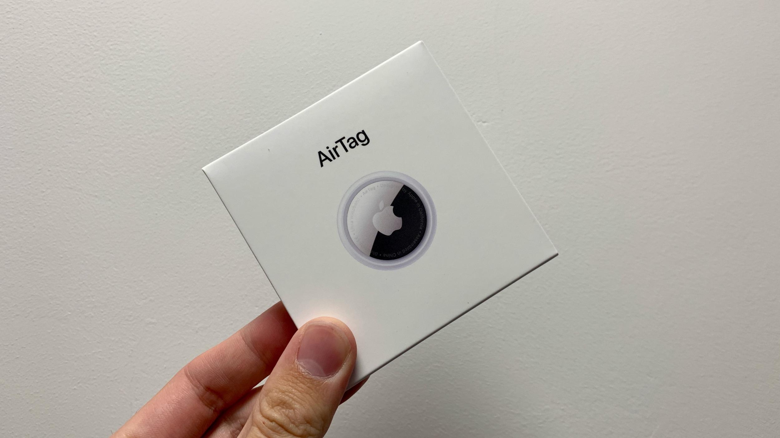 Apple AirTags mají skryté vývojářské nastavení